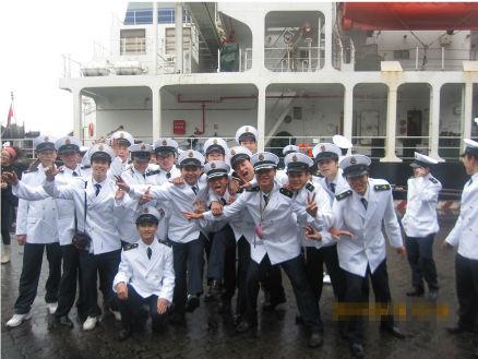 我国已有注册船员148.3万人