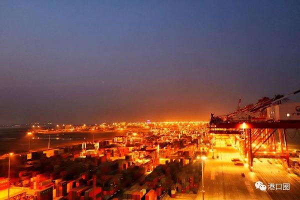 广东省港口整合明确分为广州港集团和深圳港口集团