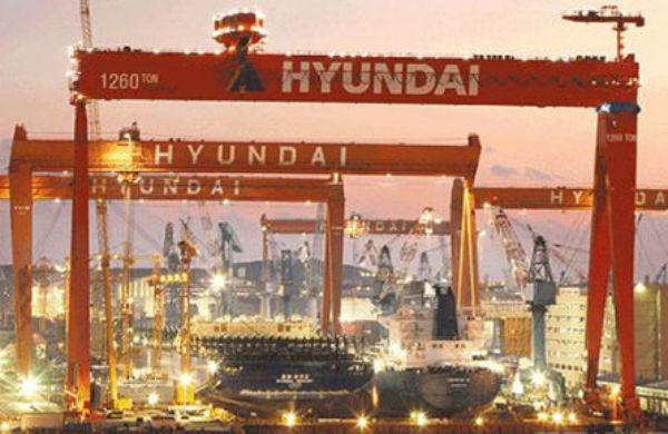 韩媒:中国船企整合威胁韩国中型船企