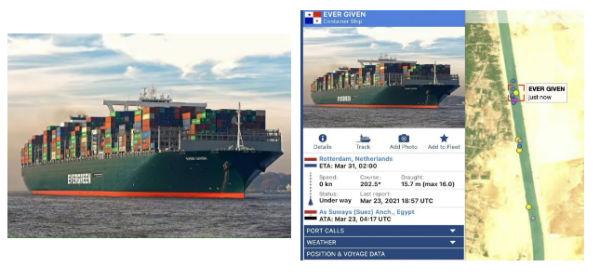 蘇伊士運河堵塞超48小時!船舶擱淺如何應對