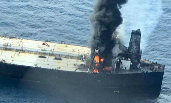 """斯里蘭卡向""""New Diamond""""號希臘船東提出1738萬美元的索賠"""